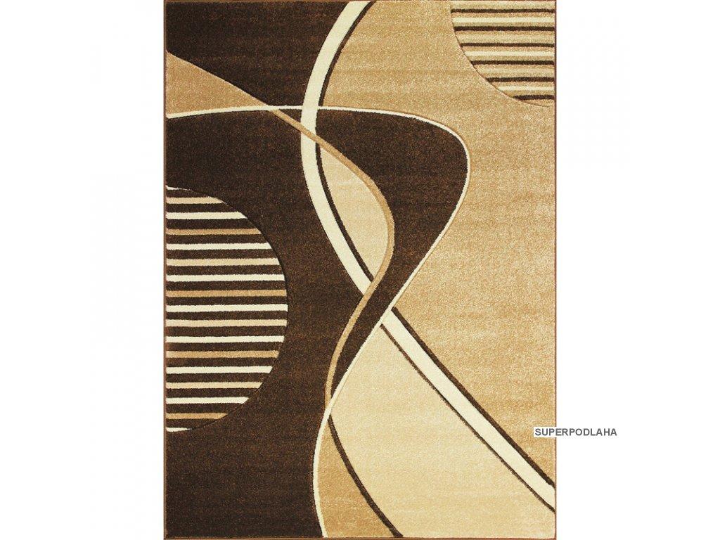 67658 moderni kusovy koberec jakamoz 1351 bronz typ 280x370 cm