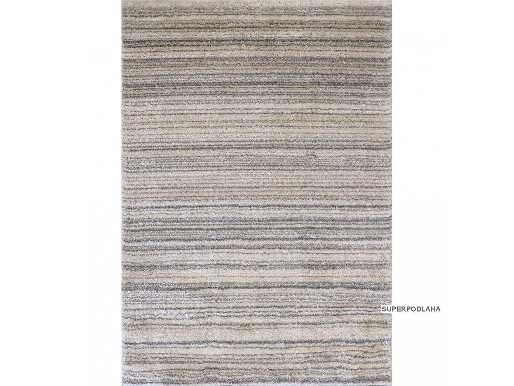 koberec cannes 7887c white l grey