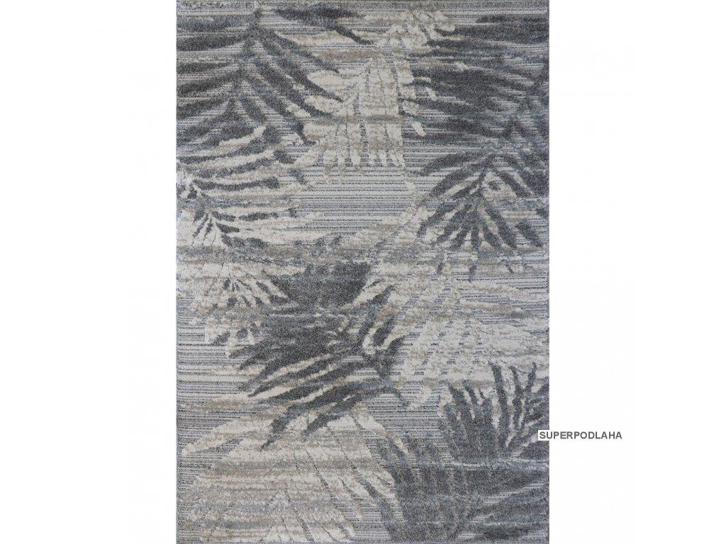 koberec cannes 7864b l grey white