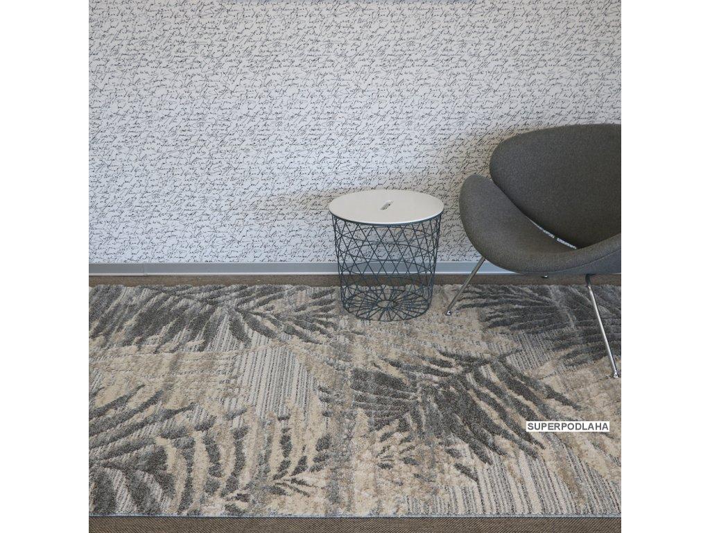 koberec cannes 7864b l grey white (1)