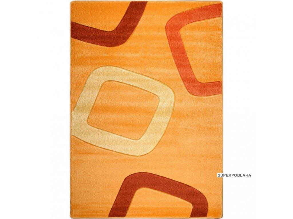 koberec nairobi 3660a tehlova tm zlta (1)