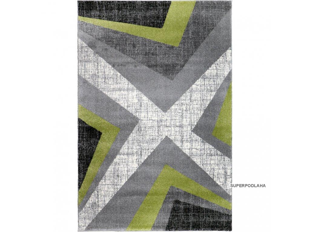 koberec warner 1180a zeleny