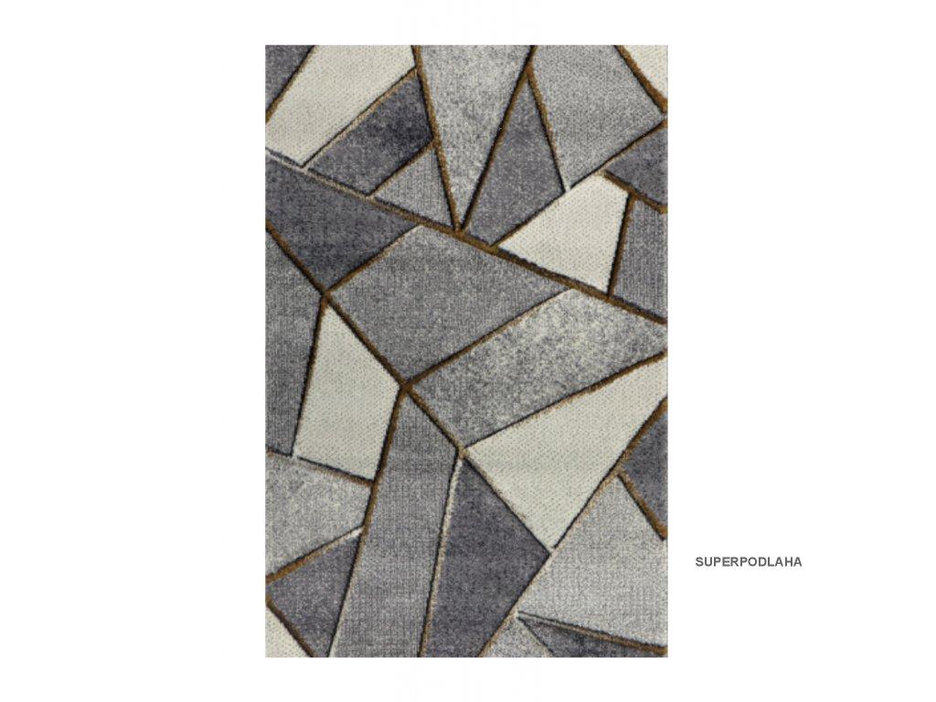 Kusový koberec Diamond 22647/957