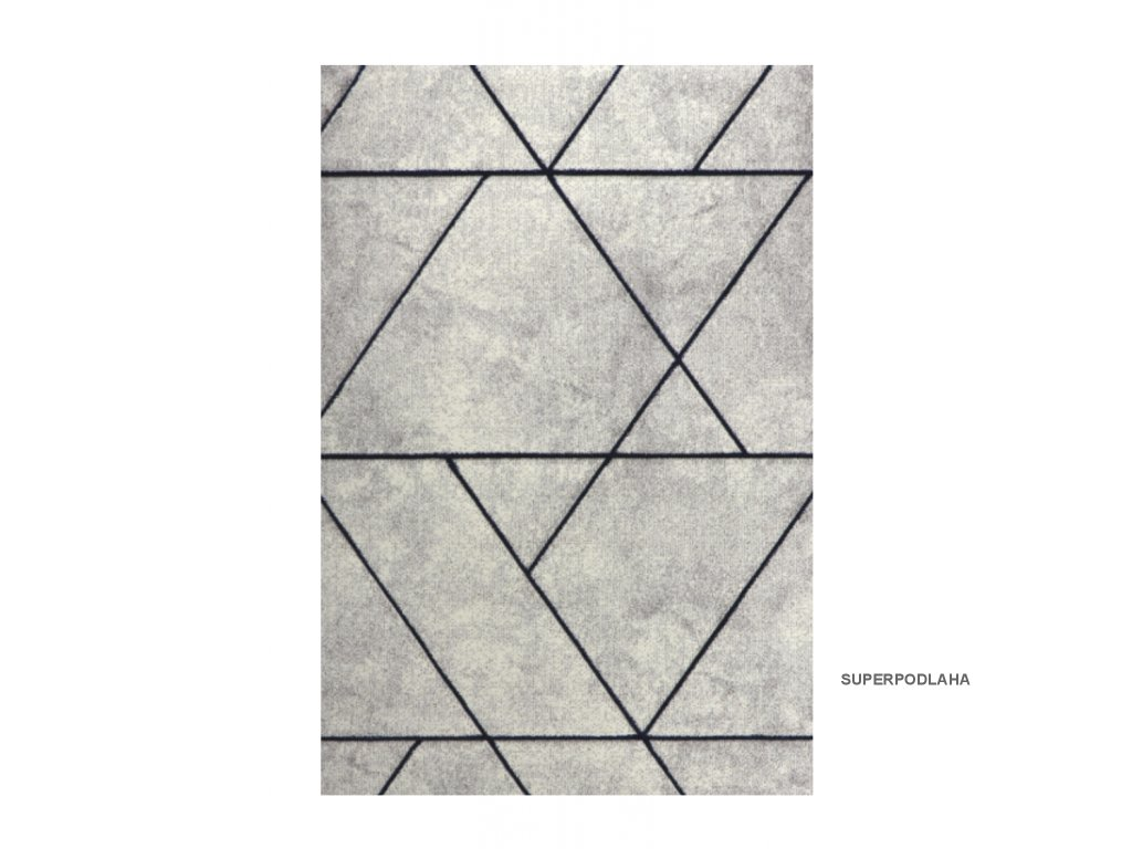 Kusový koberec Pastel/Indigo 22618/635