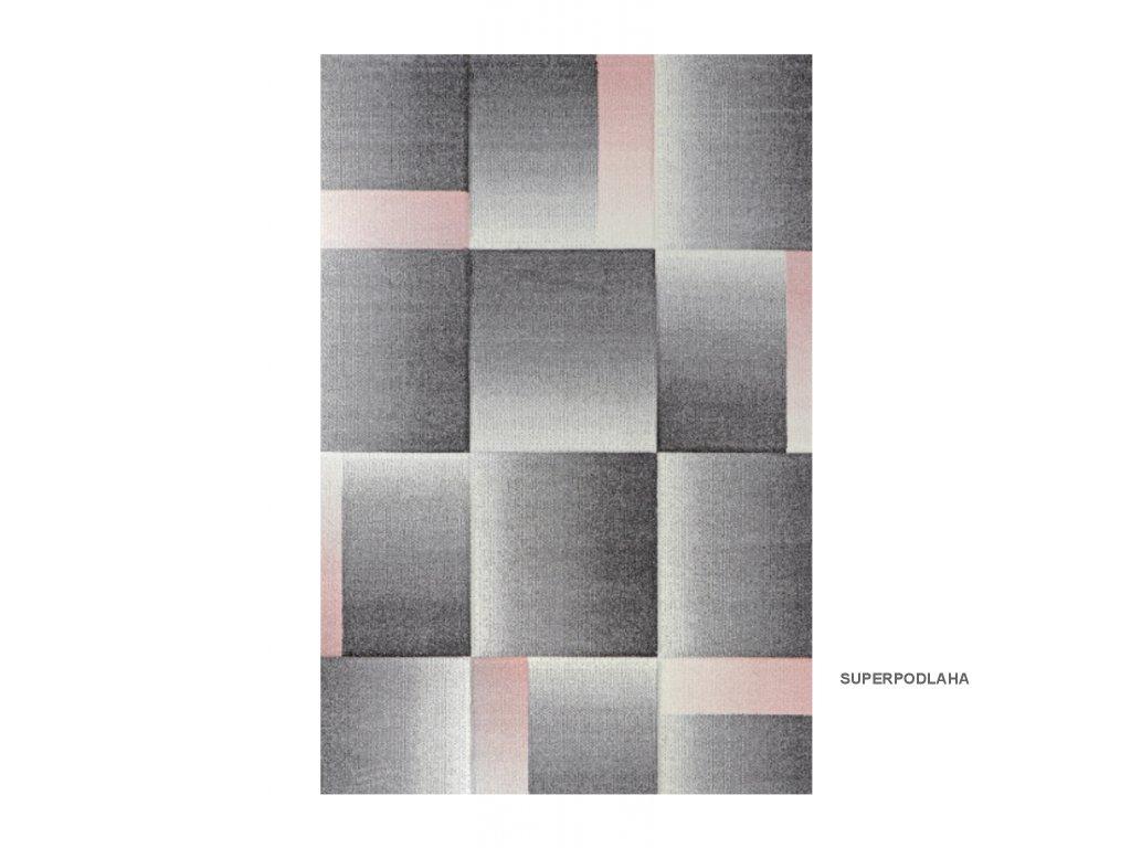 Kusový koberec Pastel/Indigo 22663/955