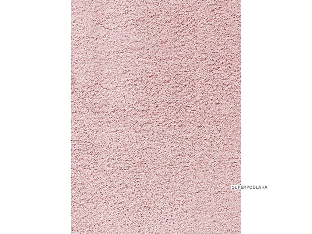 kusovy koberec life 1500 pink