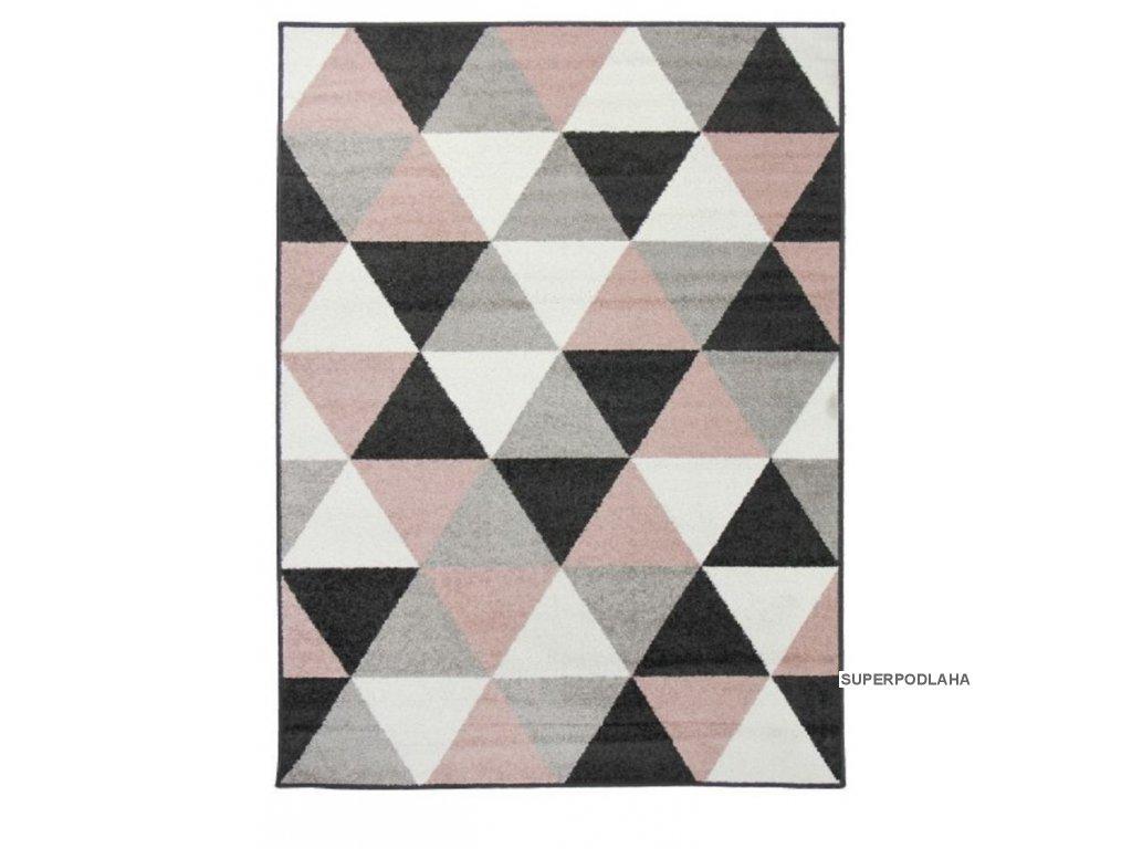 Kusový koberec LOTTO 523/HR5X