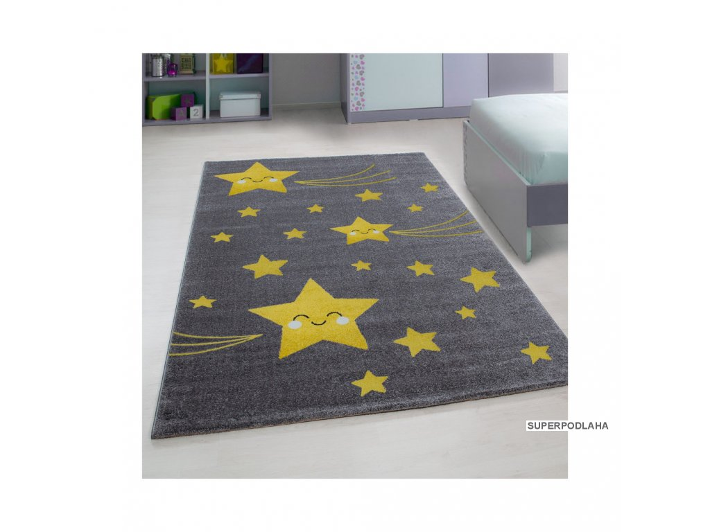 detsky koberec playtime 0610a zlty.jpg 1