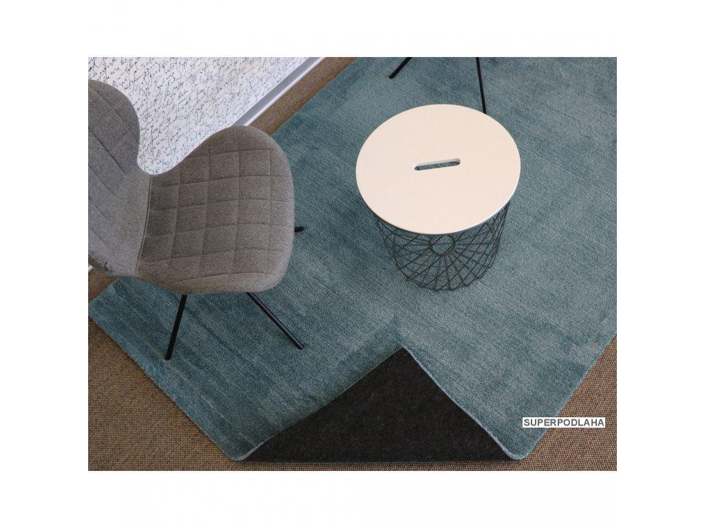 Kusový koberec Labrador 71351 099 tyrkysová