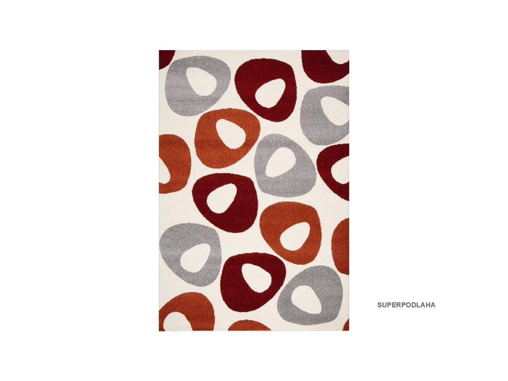 Kusový koberec Sketch 32196/107