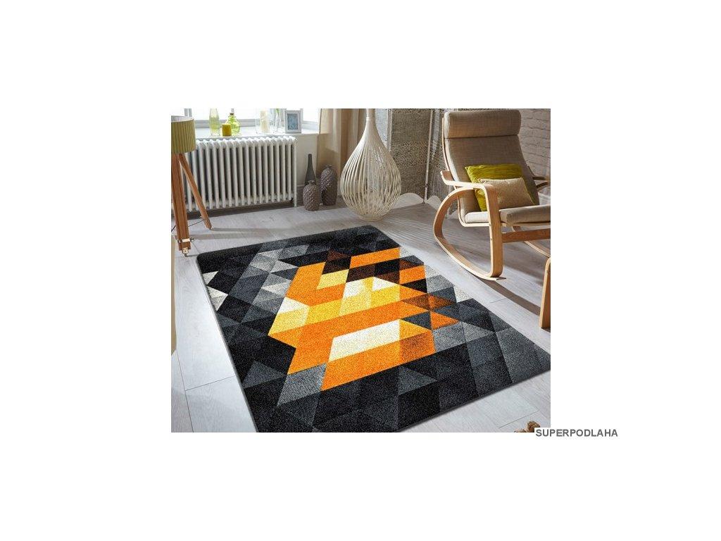 Kusový koberec HAWAII 1470 Black
