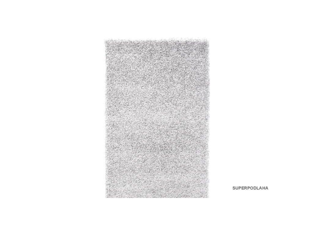koberec life shaggy l grey