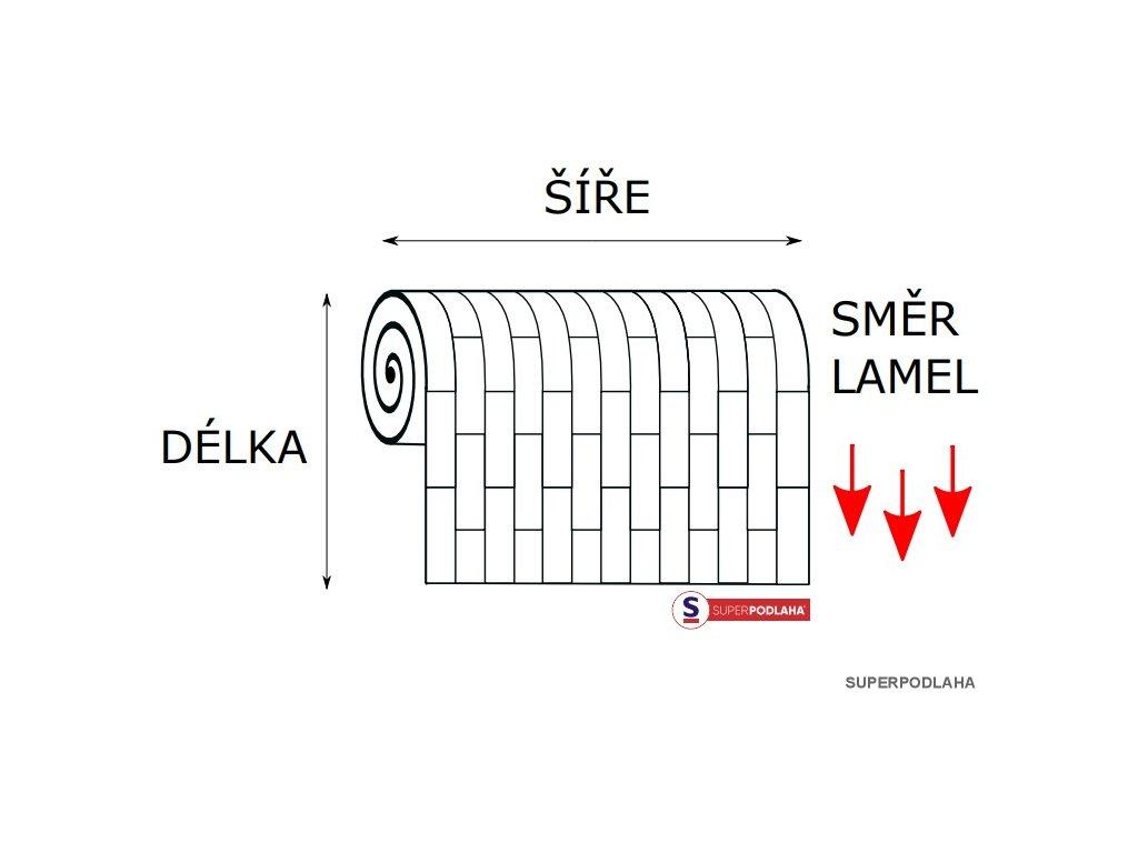 Lime oak 613M