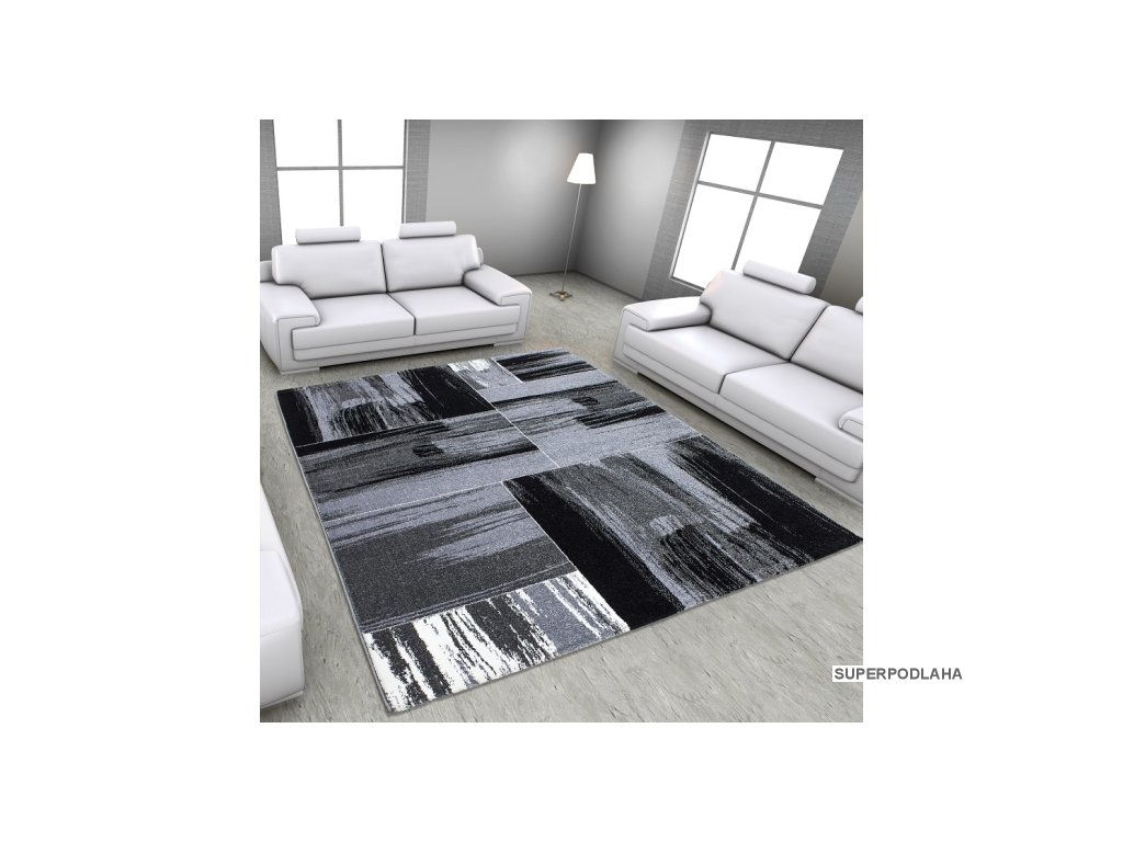 Kusový koberec HAWAII (Lima) 1350 Grey