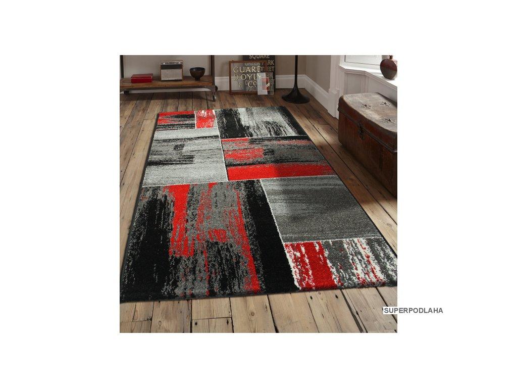 Kusový koberec HAWAII (Lima) 1350 Red