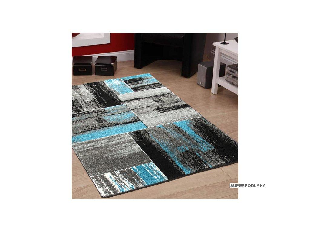 Kusový koberec HAWAII (Lima) 1350 Turkis