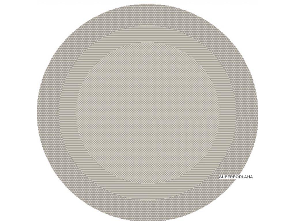 kusovy koberec adria 01beb kruh (1)