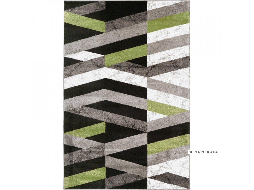 koberec calderon a1038 zeleny