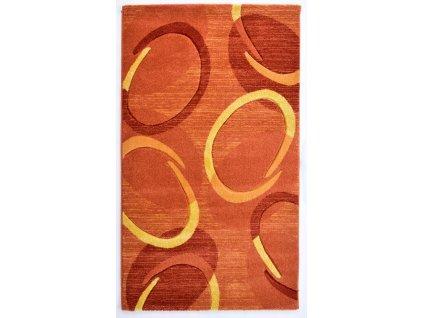Kusový koberec FLORIDA 9828 orange