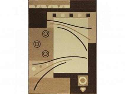 67637 moderni kusovy koberec jakamoz 1019 bronz typ 280x370 cm