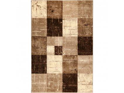 koberec jasper 20762 80 hneda