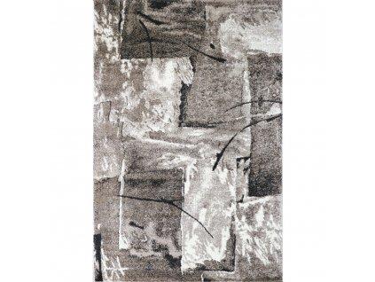 koberec lunar 4226a white brown