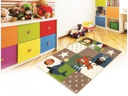 Kusový koberec DIAMOND KIDS 24214/760
