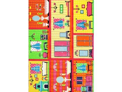 Kusový koberec PLAY 89/RNR