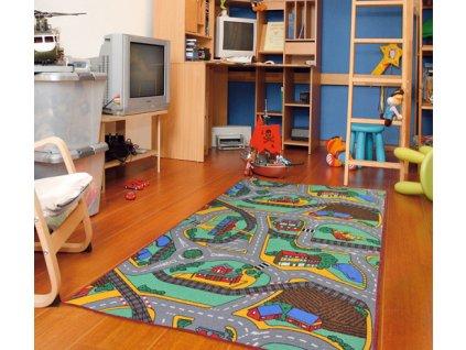 Kusový koberec PLAYTIME 95