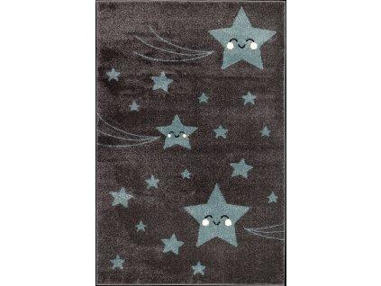 Kusový koberec Playtime 0610A blue