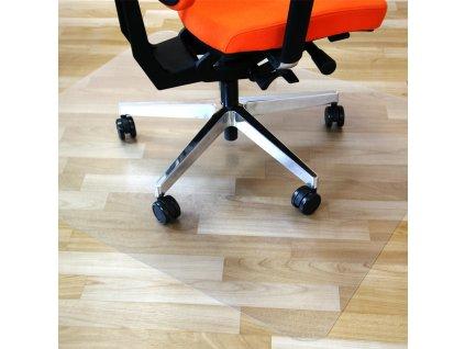 Podložka pod kolečkovou židli - PETEX Natural - dřevo