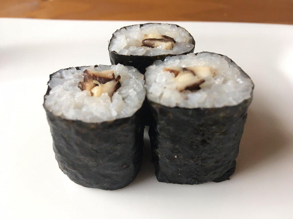 hosomaki shiitake