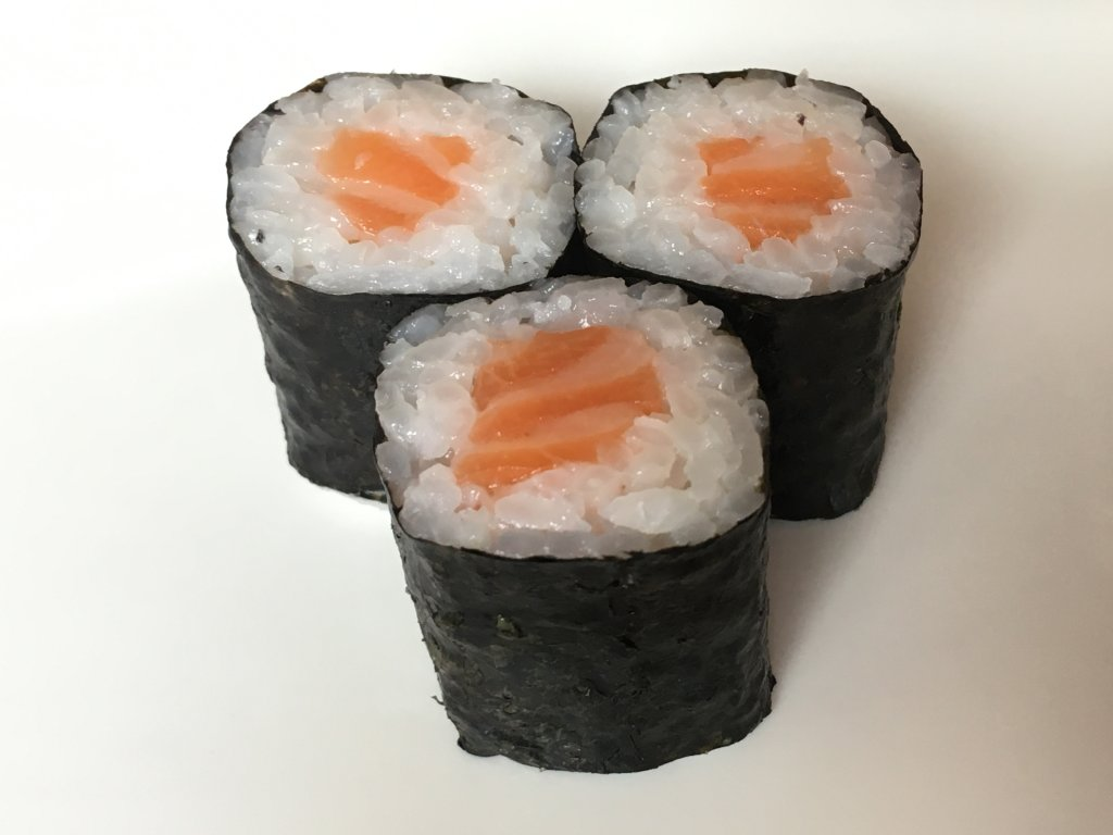 hosomaki losos