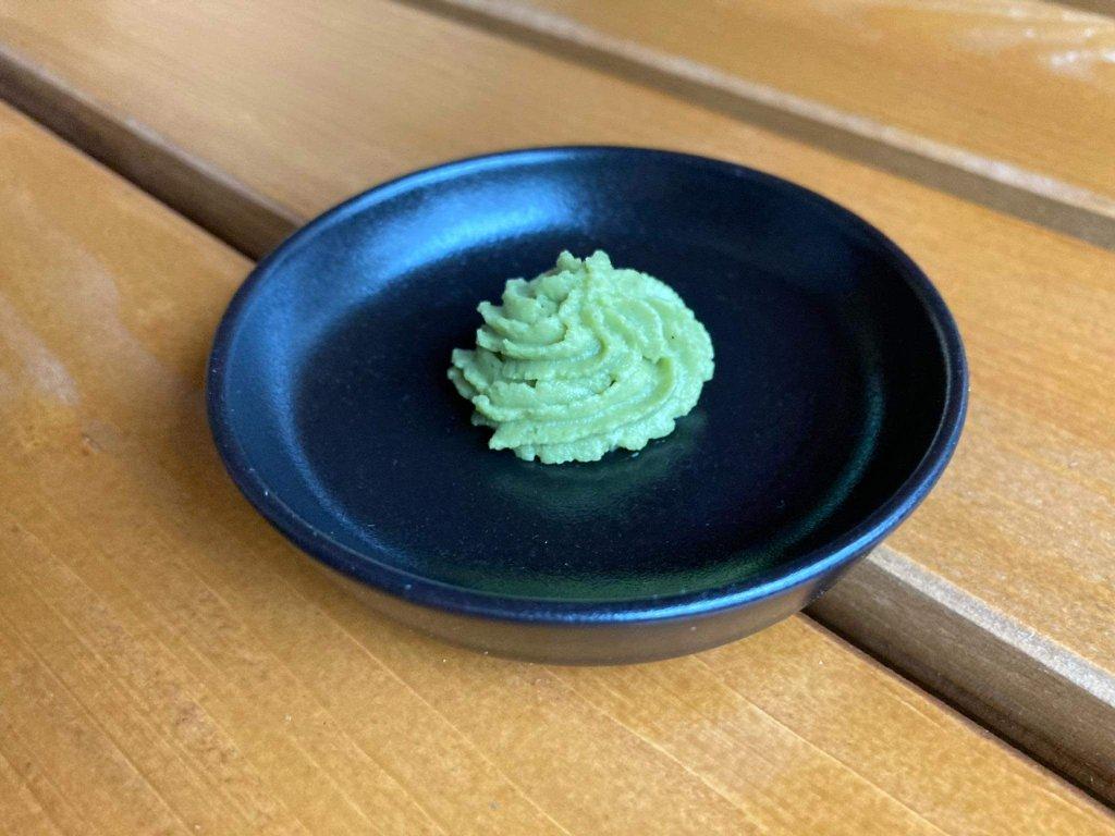 wasabi porce