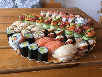 sushi tac tataracek