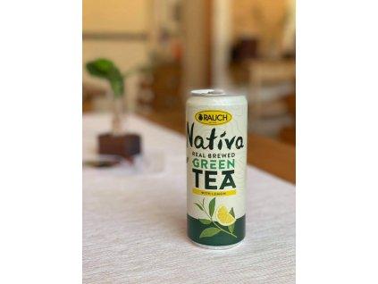 Nativa green tea
