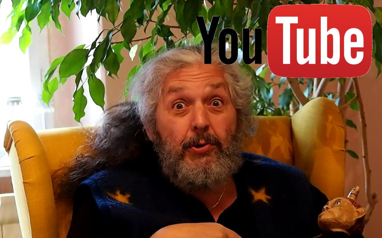 Kanál Youtube Sváťova dividla
