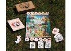 Hra Pohádkové bylinky  Společenská hra o bylinkách Sváťovo dividlo