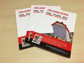 Základová deska svépomocí - 1. vydání tištěné knihy + 2. vydání v elektronické podobě ZDARMA!