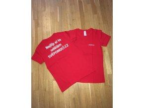 VÝPRODEJ - dámské triko