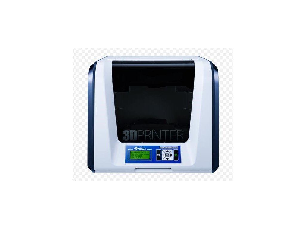 3D tiskárna XYZ da Vinci Junior 3v1 (Single extruder, PLA, WIFI) - Svět 3D tisku