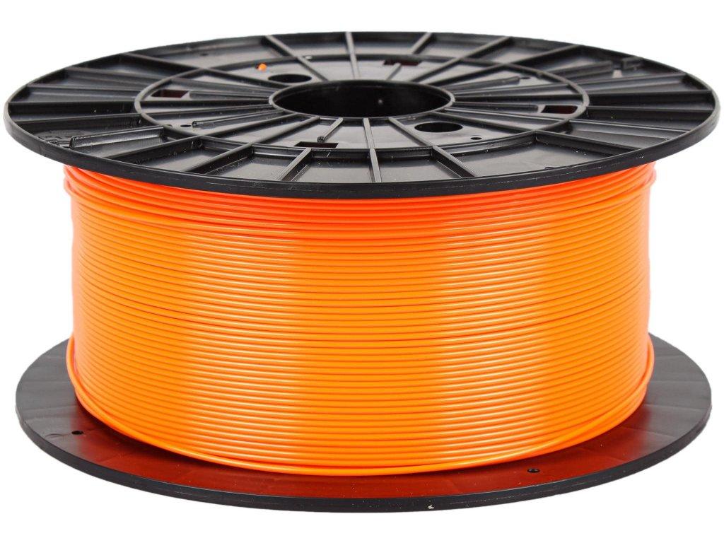 3D tisková struna Filament PM PLA oranžová