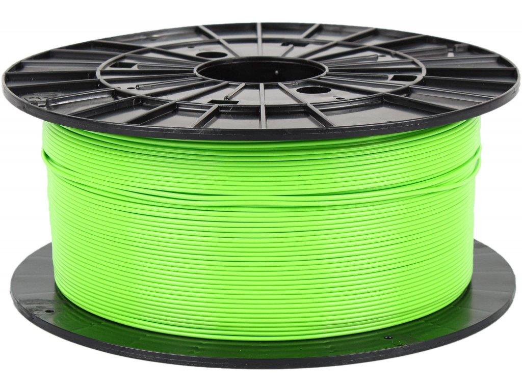 3D tisková struna Filament PM PLA žlutozelená