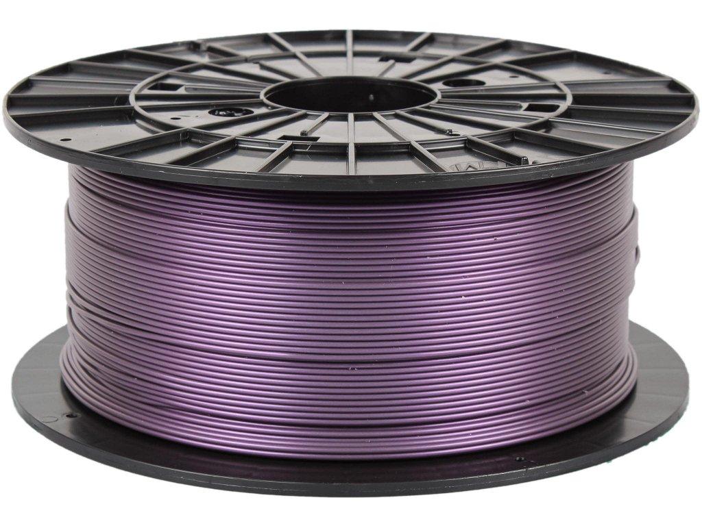 3D tisková struna Filament PM PLA metalická fialová