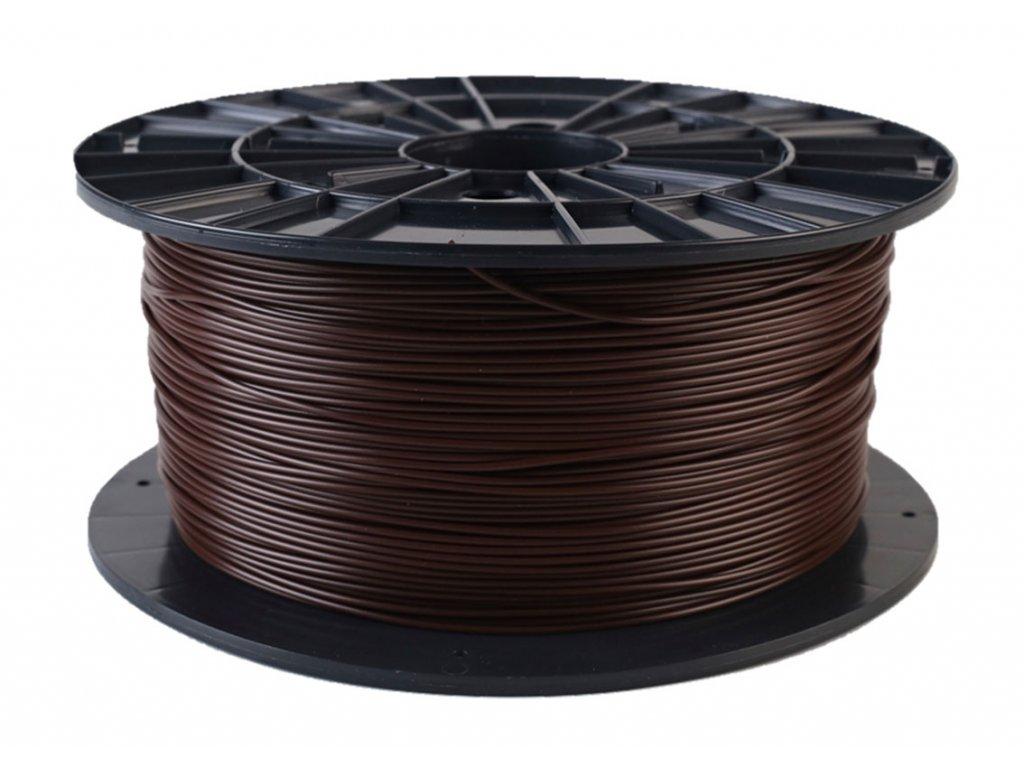 3D tisková struna Filament PM PLA hnědá