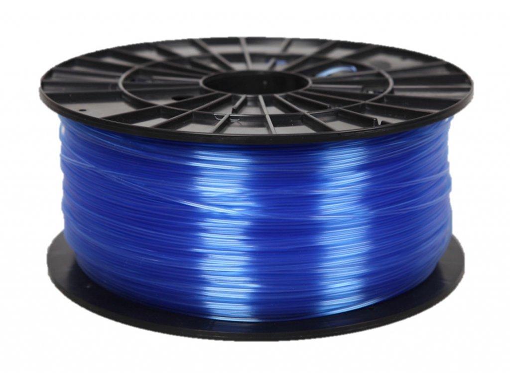 Plasty mladeč ABS T 0000s 0003 transparentní modrá