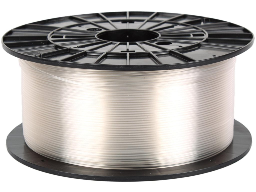 3D tisková struna Filament PM ABS-T transparentní