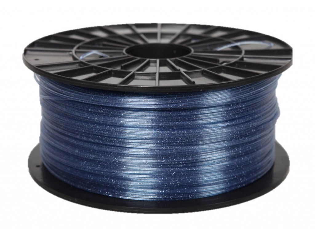 Plasty mladeč ABS T 0000s 0010 modrá s flitry