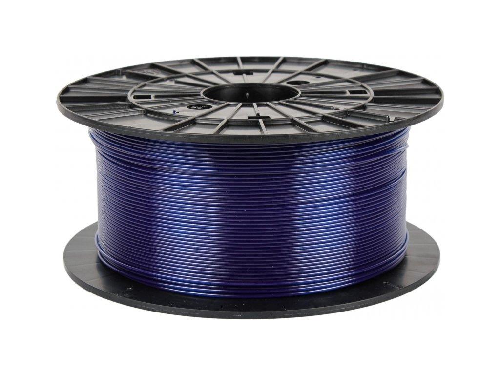 3D tisková struna Filament PM PETG transparentní modrá