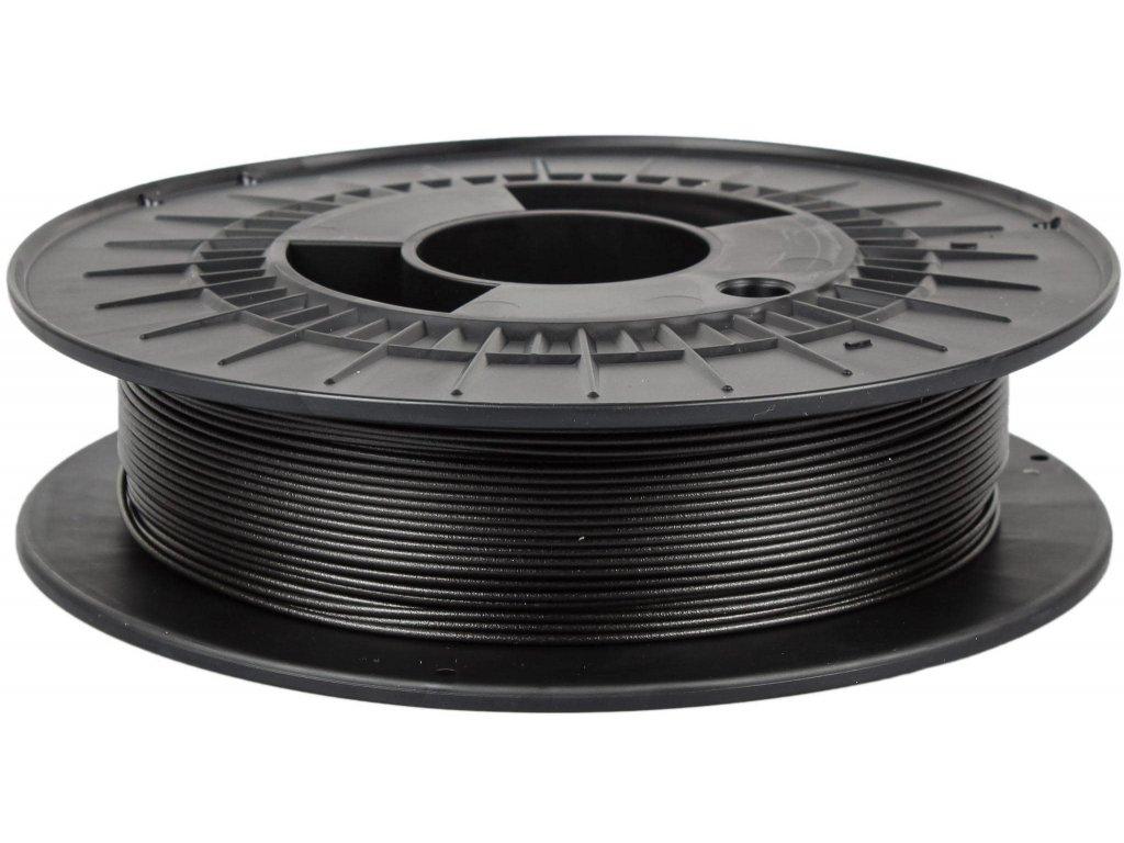 3D tisková struna Filament PM PETG CFJet Carbon - černá